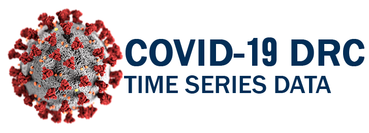 COVID19-DRC TIME SERIES DATA
